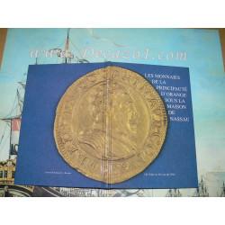 Voûte & Wiel Voute–De munten van het Prinsdom Orange onder het huis Nassau 1530-1702 + Nederlandse vertaling