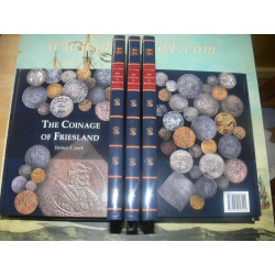 Dariusz F. Jasek – The Coinage of Friesland. De munten van Friesland 1580-1738 English Text!