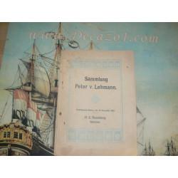 Rosenberg, H.S. – 1909-11 Sammlung Peter v. Lehmann. Braunschweig-Lüneburg und Hannover.