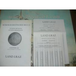 Lanz, Graz, Austria. 1974-11  Auktion III Römisch-Deutsches Reich. Städte-Münzen und -Medaillen.