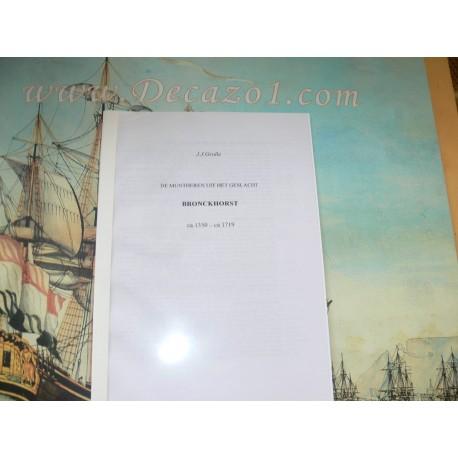 Grolle, J.J.: DE MUNTHEREN UIT HET GESLACHT BRONCKHORST 1350-1719. Lezing KGMP