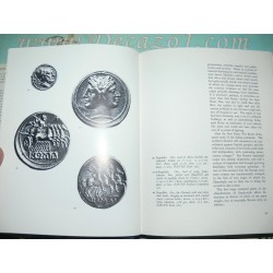 SUTHERLAND, C.H.V. Roman coins. The World of numismatics. First Edition.