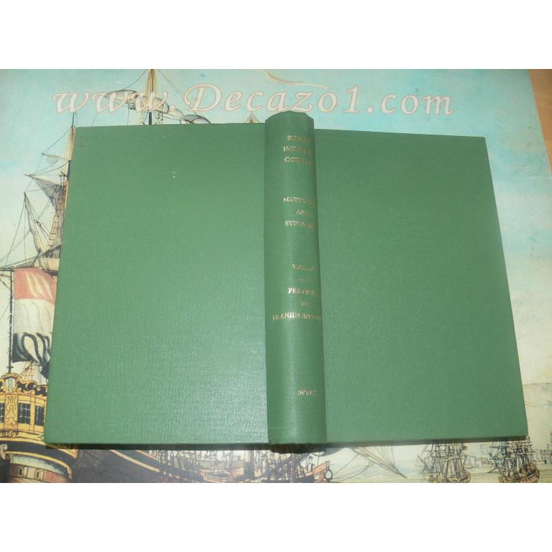 Mattingly, Sydenham & Sutherland: Roman Imperial Coinage (RIC), Volume IV - PERTINAX TO URANIUS ANTONINUS. 3 vols 1984