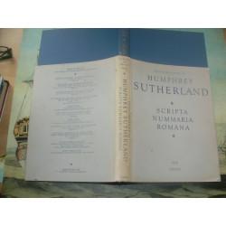 Carson, Kraay [eds] Scripta Nummaria Romana  Essays Presented to Humphrey Sutherland