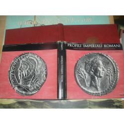 Cappelli Remo-Profili imperiali romani. Dalla famiglia Giulia alla seconda dinastia Flavia