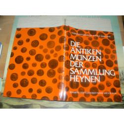 Franke, Peter Robert, Paar, Ilse Franke, Die antiken Münzen der Sammlung Heynen. Roman