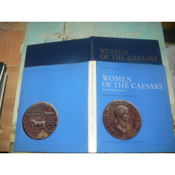Giacosa, Giorgio - Women of the Caesars. Their Lives and Portraits on Coins