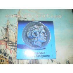 Klose,-Von Alexander zu Kleopatra-Herrscherporträts der Griechen und Barbaren.