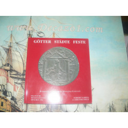 Karola, Margret und Johannes Nollé - Götter, Städte, Feste. Kleinasiatische Münzen der Römischen Kaiserzeit.