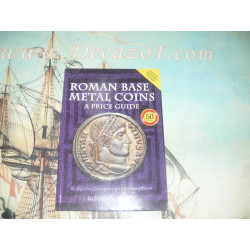 Plant, Richard J - Roman Base Metal Coins - A Price Guide (4th Revised edition)