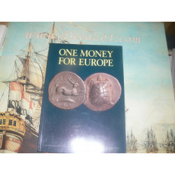 One money for Europe. - XIth International Numismatic Congress. 1991, Bruxelles.