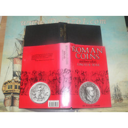 Sear, David R. – Roman coins and their values. 4th Revised Edition. Latest Edition!!