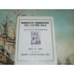 Christensen, Henry. - Treasures of the Conception. Numismatic Commentary and Auction. Sale No 80