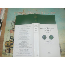 Sutherland, C.H.V: Roman Imperial Coinage (RIC), Volume I, Augustus to Vitellius, 1999 Ed  (same as the 2018 Edition)