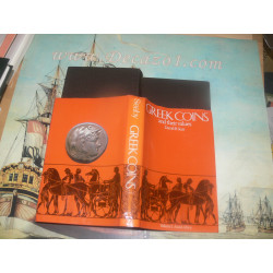 David R. Sear: Greek Coins and their Values Volume I Europe. Seaby