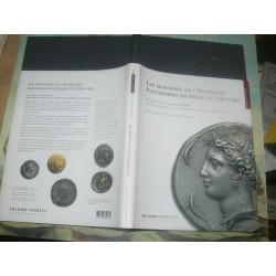 Michel-Max Bendenoun-portrait de la collection jdl. Les monnaies de l'Antiquité. Inestimables richesses de l'histoire.