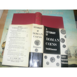Stevenson, Seth W. A Dictionary of Roman Coins. Republican and Imperial, 1964 Reprint