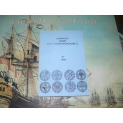 1980 (67) van Gelder special. Jaarboek van het Koninklijk Nederlands Genootschap voor Munt- en Penningkunde.
