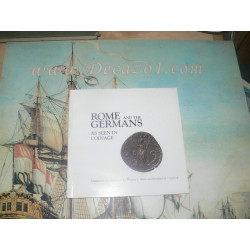 Burns & Overbeck - Rome and the Germans as Seen in Coinage: Catalog for the USA Exhibition
