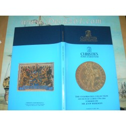 Berkman, J.: Ned. Munten,veiling Christies 1988 : Proof and Prooflike 1795-1984 Kingdom of the Netherlands