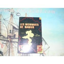 NP 11 J. de Mey Les Monnaies de Namur 946-1714 Ed 1971