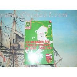 NP 15 Mignolet: Les monnaies des Princes-Evecques de Liege 1482-1792