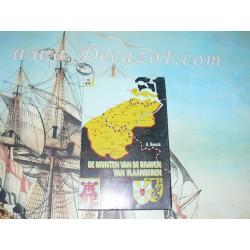 NP 16 Haeck: DE MUNTEN VAN DE GRAVEN VAN VLAANDEREN Vol 1 964-1300