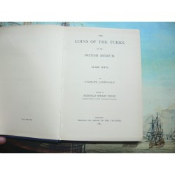 Lane Poole: Catalogue of Oriental Coins in the British Museum, Vol. VIII: The Coins of the Turks in the BMC.