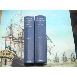 Hawkins: Medallic Illustrations of The History of Great Britain and Ireland to the Death of George II [Complete Two Volume Set]