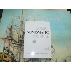 ISRAEL NUMISMATIC JOURNAL Volume 12 1992-93