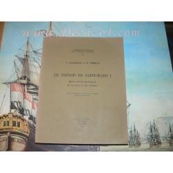 Lallemand & Thiron: Tresor de Saint-Mard I, Etude sur le monnayage de Victorin et des Tetricus. Signed, dedication!
