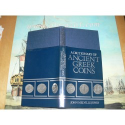 Melville-Jones, John  (Editor): A Dictionary of Ancient Greek Coins.