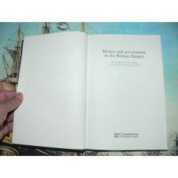 Duncan-Jones, Richard: Money and Government in the Roman Empire