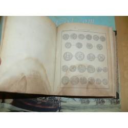 Chijs van der: De munten der voormalige Graven en Hertogen + Heeren en Steden van Gelderland. Original 1852/1853 volumes