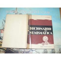 FOLGOSA, J.M. - Dicionario de Numismática.