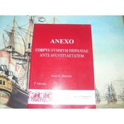 HERRERO, José A.: Anexo. Corpvs nvmmvm hispaniae ante avgvsti aetatem.