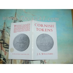 Williams, John Anthony: Cornish Tokens
