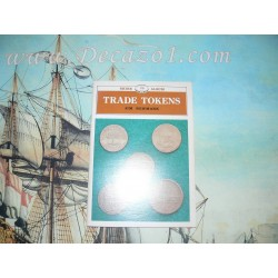 Newmark Jim: Trade Tokens of the Industrial Revolution (Shire album 79)