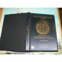 ATOM DAMALI.: History of Ottoman coins.- Osmanli sikkeleri tarihi. Vol. 4.( Sultan Mehmed III and Sultan Ahmed I)