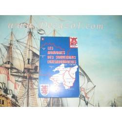 NP 02 De Mey: Les Monnaies des Souverains Luxembourgeois 984 – 1790. 1966 Numismatic Pocket