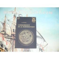 NP 17 De Pauw:  Connaissance de la numismatique. Numismatic pocket De Mey