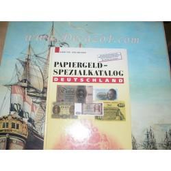 Albert Pick, Jens-Uwe Rixen: Papiergeld-Spezialkatalog Deutschland (3th and latest Edition)