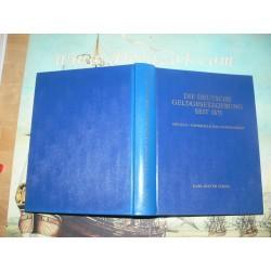 Seidel, Karl-Dieter: Die Deutsche Geldgesetzgebung seit 1871. First and only Edition 1973.