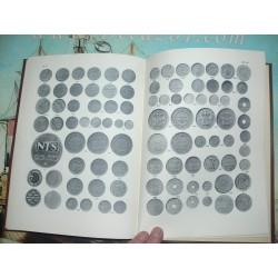 Scholten,C.:  De munten van de Nederlandsche Gebiedsdeelen Overzee 1601-1948. Org