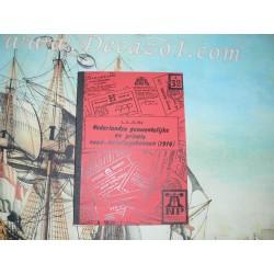 NP 32 De Mey: Nederlandse gemeentelijke en private nood-betalingsbonnen, 1914. Numismatic pocket