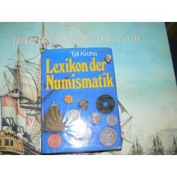 Kroha, Tyll: Lexikon der Numismatik (German Edition)