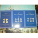 Sceattas of  Series D & E, Metcalf & Op den Velde. Complete set 3 vols. Yearbooks Dutch Royal Numismatic Society 90, 96 & 97