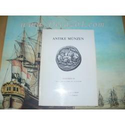 HESS LEU 1971-04 (49) Antike Münzen Kelten, Griechen, Romer, Byzantiner aus Sammlung  Jules DESNEUX, Bruxelles. Spring 364