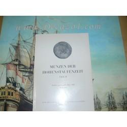 HESS LEU 1960-03 (14) Münzen der Hohenstaufenzeit. Sammlung eines Gelehrten [Dr. Richard Gaettens]. Teil II.