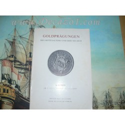 HESS LEU 1962-10 (20) Goldprägungen Mittelalter & Neuzeit.